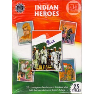 Amar Chitrakatha: Indian Heroes Collection