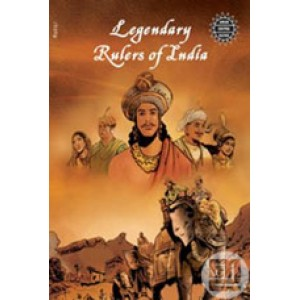 Amar Chitrakatha: Legendary Rulers of India Collection