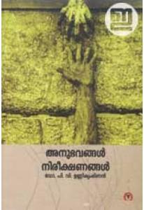 Anubhavangal Nireekshanangal