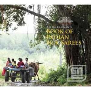 Book Of Indian Silk Sarees