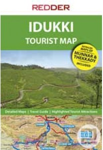 Idukki Tourist Map