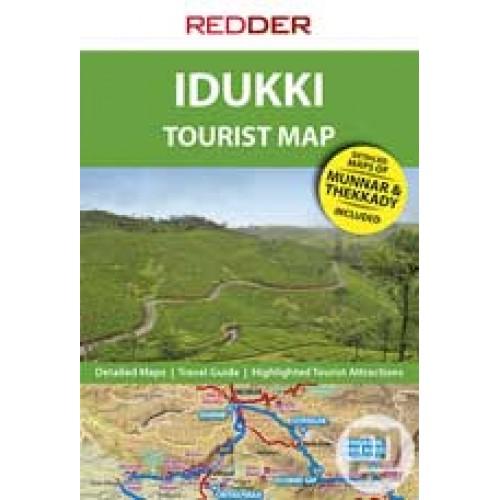idukki tourist map indulekha