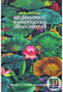 Jeevithathodu Cherthu Vacha Chila Kaaryangal