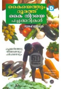 Kayyethum Doorathu Kai Niraye Pachakkarikal