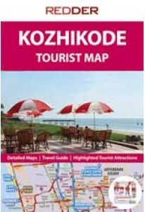 Kozhikode Tourist Map