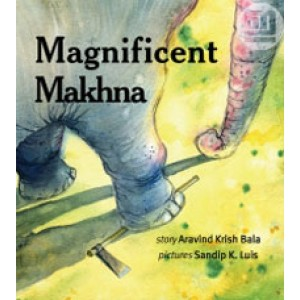 Magnificent Makhna