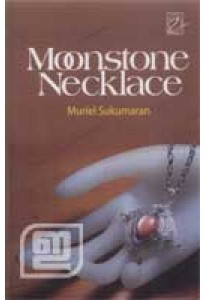 The Moon Stone Necklace