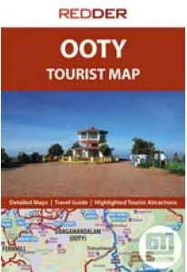 Ooty Tourist Map