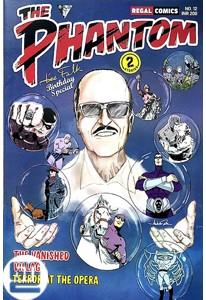 Phantom Comics in English (Vol 12)