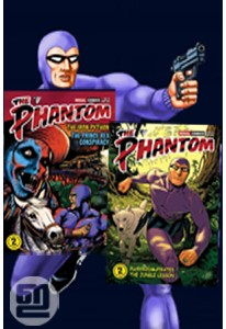 Phantom Comics in English (Vol 3 & 4)