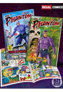 Phantom Comics in English  (Vol 1& 2)