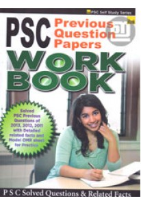 PSC Workbook (Previous Question Papers)