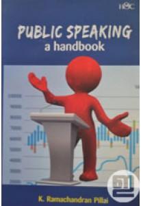 Public Speaking: A Handbook