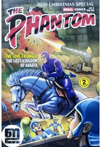 Phantom Comics in English (Vol 5)