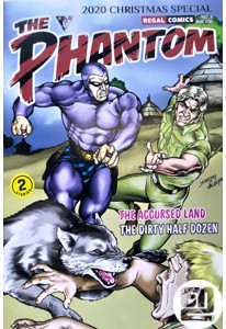 Phantom Comics in English (Vol 6)
