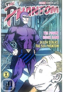 Phantom Comics in English (Vol 9)