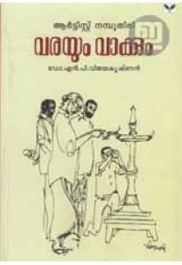 Artist Namboothiri: Varayum Vaakkum