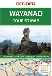 Wayanad Tourist Map